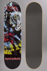 Plateau de skateboard Jart-X Iron Maiden The Number Of The Beast-2017