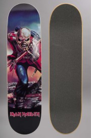 Plateau de skateboard Jart-X Iron Maiden Trooper-2017