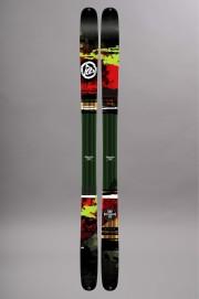 Skis K2-Shreditor 102 Fix Griffon 13-FW14/15