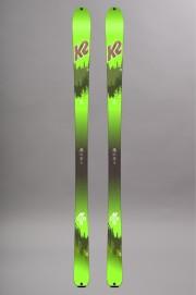 Skis K2-Wayback 88 Ecore-FW17/18