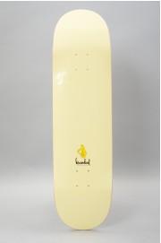 Plateau de skateboard Krooked-Pp Ikons Banana Cream 8.5 X 32.18-2018