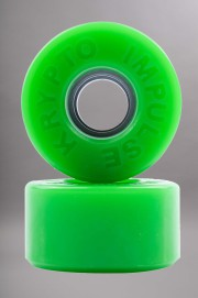 Kryptonics-Impulse Green 62mm-78a X1-INTP