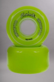 Kryptonics-Paname+grip Green 62mm-84a-INTP