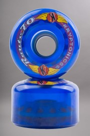 Kryptonics-Route Blue 70mm-78a-INTP