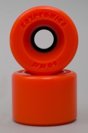 Kryptonics-Star Trac Orange 60mm-84a-2016