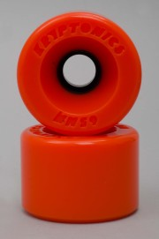 Kryptonics-Star Trac Orange 65mm-84a-2016