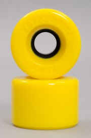 Kryptonics-Star Trac Yellow 55mm-76a-2018
