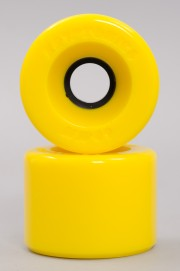 Kryptonics-Star Trac Yellow 60mm-76a-2017