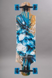Landyachtz-Maple Drop Hammer Blue Jay-2017CSV