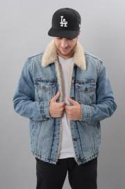 Veste homme Levis skateboarding-Sherpa Trucker-FW17/18