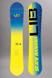 Planche de snowboard homme Libtech-Sk8 Banana Btx-FW17/18