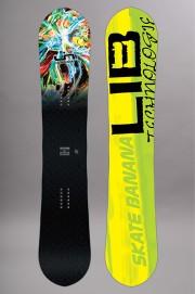 Planche de snowboard homme Libtech-Sk8 Banana Btx Paril-FW17/18