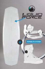 Liquid force-X The System