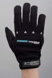 Long island-Slide Glove Black-INTP