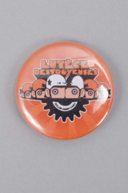 Lutece destroyeuses-Badge Orange-2017