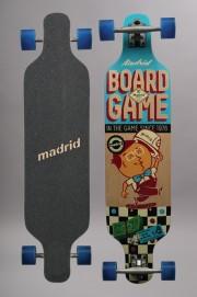 Madrid-Dream Tm 39 Board Game-2017CSV