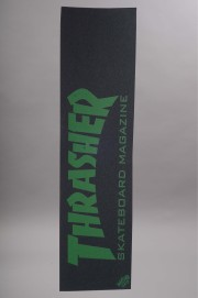 Mob-Thrasher Skate Mag Green-INTP