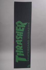 Mob-Thrasher Skate Mag Green-INTP