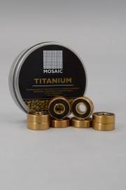 Mosaic-Super Titanium 1 Abec 7 608rs Black-2017