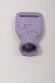 Moxi-Clef Ecrou Derby Purple Roue-INTP