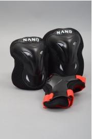 Nano-Tri Pack Pro Luxe Noir/rouge-2018