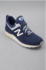 Chaussures de skate New balance-574 S-FW17/18