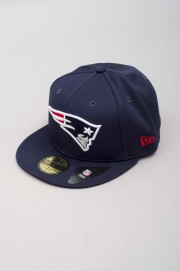 New era-Fitted Trainer New England Patriots-SUMMER16