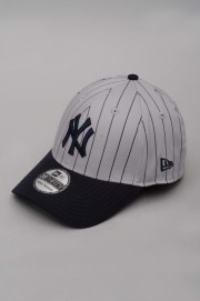 New era-Pinstripe Stretch Ny Yankees-SUMMER16
