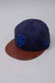 New era-San Francisco Giants Fitted Faux-FW15/16