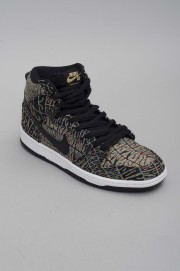 Chaussures de skate Nike sb-Dunk High Premium-FW16/17