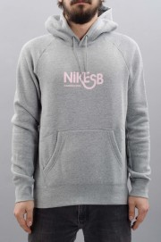 Sweat-shirt à capuche homme Nike sb-Icon-SUMMER17