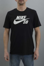 Tee-shirt manches courtes homme Nike sb-Logo-SPRING17