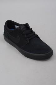 Chaussures de skate Nike sb-Portmore 2 Solar-FW17/18