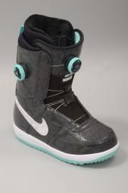 Boots de snowboard femme Nike-Sb Zoom Force 1 X Boa-FW14/15