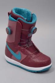 Boots de snowboard femme Nike sb-Zoom Force 1 X Boa-FW14/15