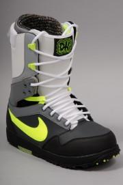 Boots de snowboard homme Nike-Zoom Dk-FW14/15