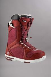 Boots de snowboard femme Nitro-Monarch Tls-FW16/17