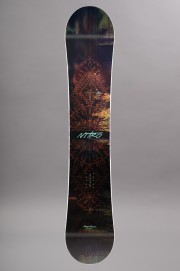 Planche de snowboard femme Nitro-Mystique-FW18/19