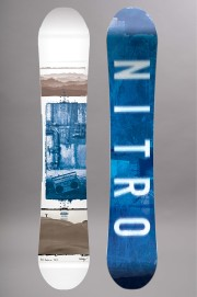 Planche de snowboard homme Nitro-Team Exposure Gullwing-FW17/18