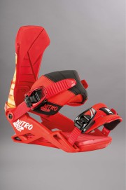 Fixation de snowboard homme Nitro-Team-FW15/16