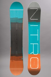 Planche de snowboard homme Nitro-Team-FW17/18