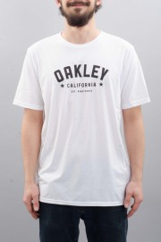 Tee-shirt manches courtes homme Oakley-50/50 Original-SPRING17