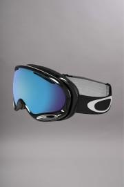 Masque hiver homme Oakley-A Frame 2.0 Jet Black-FW16/17