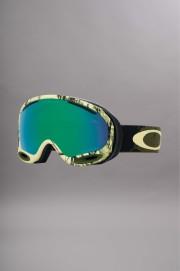 Masque hiver homme Oakley-A Frame 2.0 Rokka Green-FW16/17