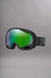 Masque hiver homme Oakley-Aframe 2.0 Factory Pilot Blackout-FW17/18