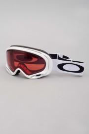 Masque hiver homme Oakley-Aframe 2.0 White Poli-FW15/16