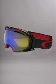 Masque hiver homme Oakley-Airbrake Red Black Ecran Supplmementaire Inclus-FW15/16