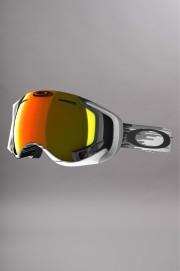 Masque hiver homme Oakley-Airwave Hyperdrive White Grey-FW15/16