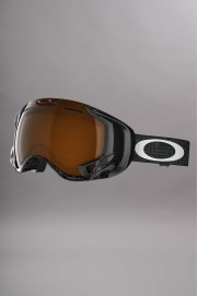 Masque hiver homme Oakley-Airwave Silver Factory Text-FW15/16