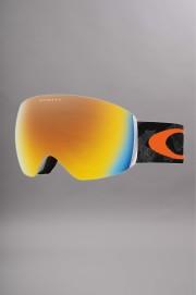 Masque hiver homme Oakley-Flight Deck Camo Orange-FW15/16